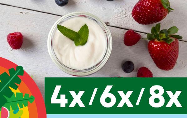 Yoghurt seleccionados