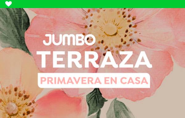 Jumbo Terraza